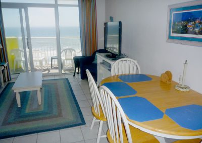 Ocean View Dining - table seats up to 6 edited